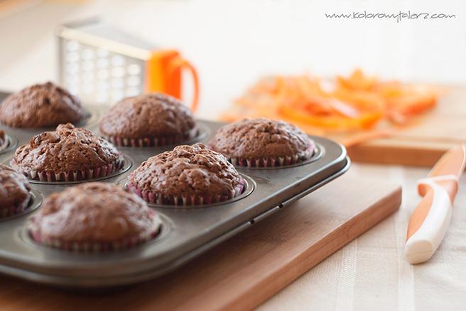 muffinki marchewkowa